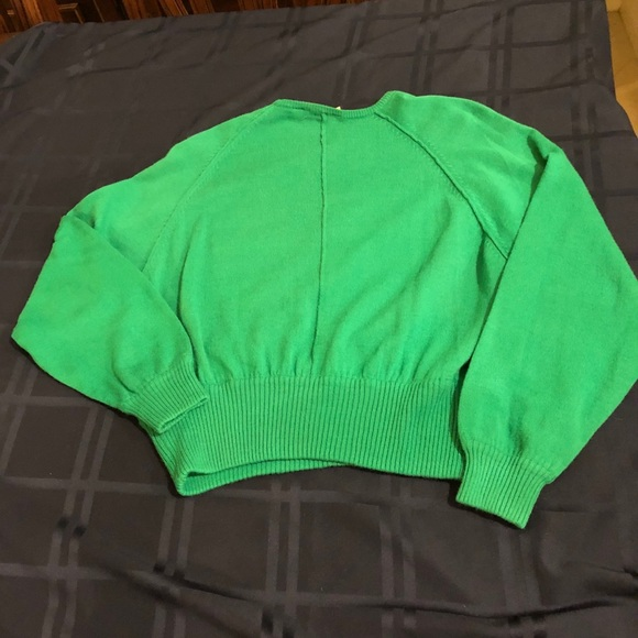 Liz Claiborne lambswool sweater longsleeved